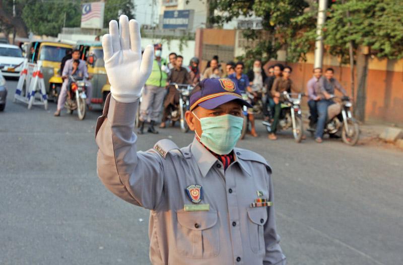 traffic police holds awareness seminar