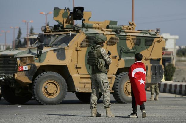 moscow damascus deploy forces to syria turkey border