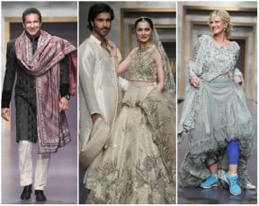 Fpw Day Three Love Was In The Air But Fashion Not So Much The Express Tribune