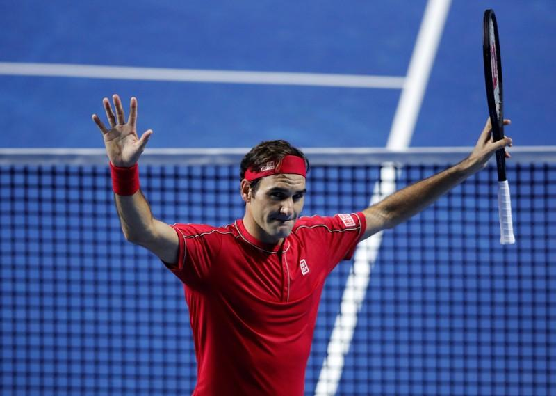 federer ousts tsitsipas in basel semis for 50th win of the season