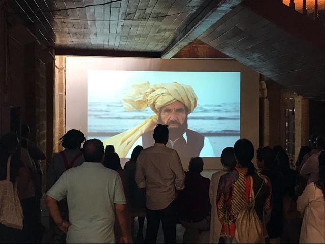 mystery men shut down exhibit on karachi s killing fields
