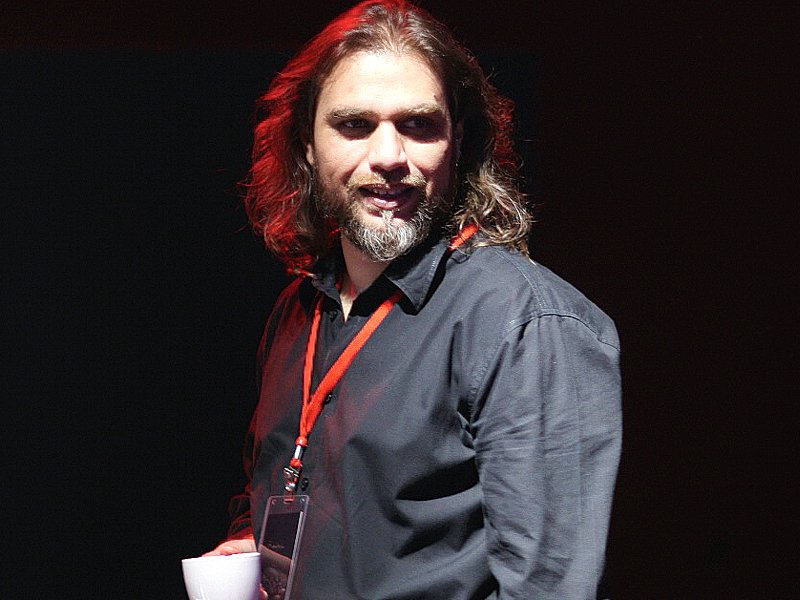 Rohail Hayat is the mastermind behind Coke Studio. PHOTO: RIZWANUL HAQ