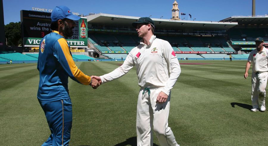 there is only one way to stop smith misbah