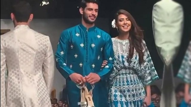subhan awan melts hearts with rescue act after wardrobe malfunction on fpw runway