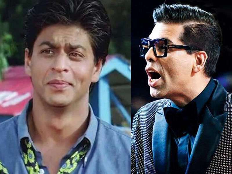 karan johar says rahul from kuch kuch hota hai was flawed and spineless