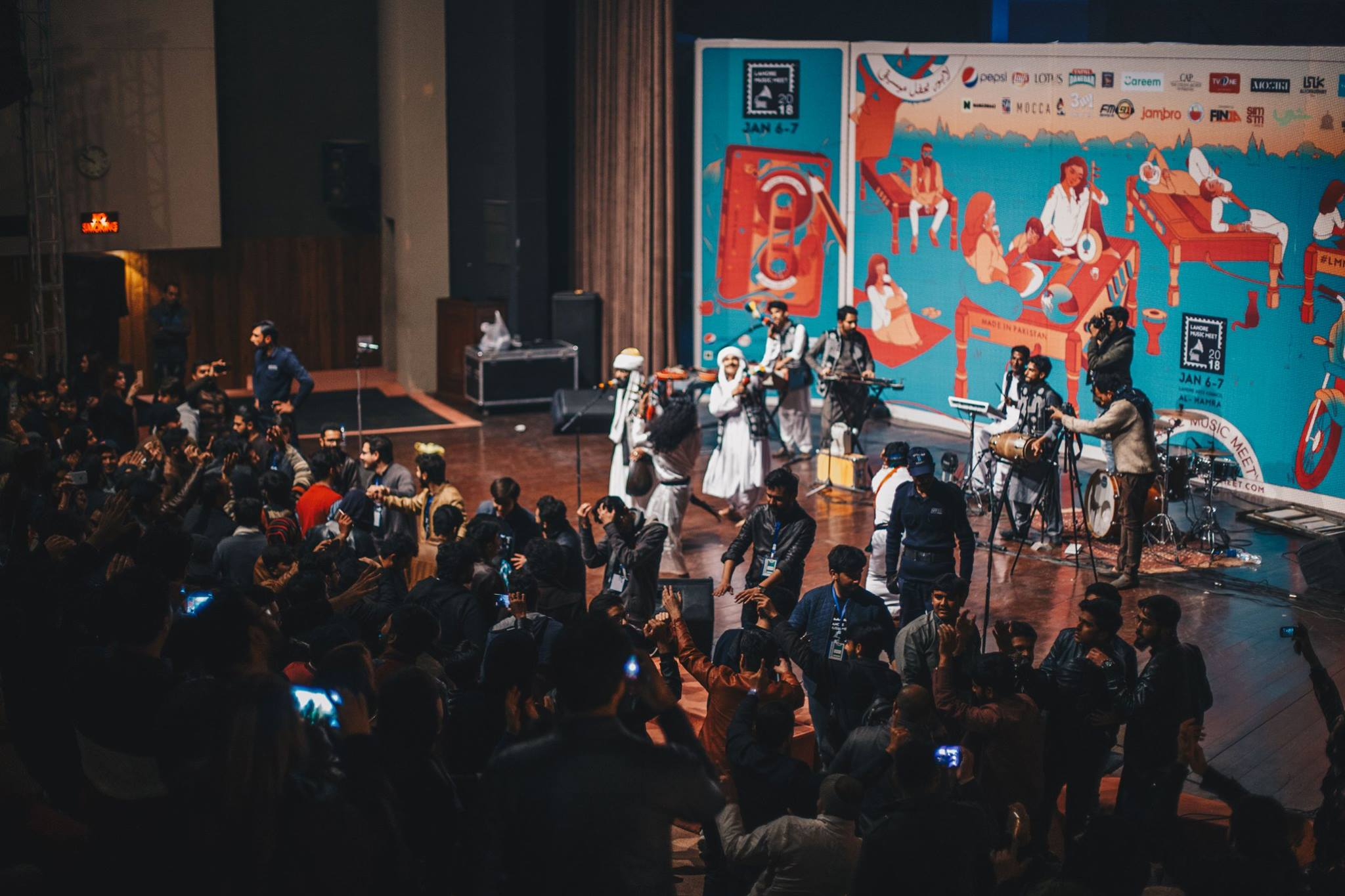 dates for the fifth annual lahore music meet 2020 are now out