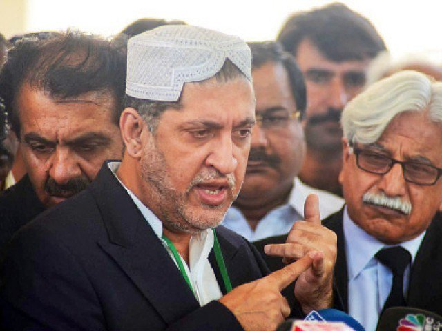mengal urges govt to address opposition s reservations
