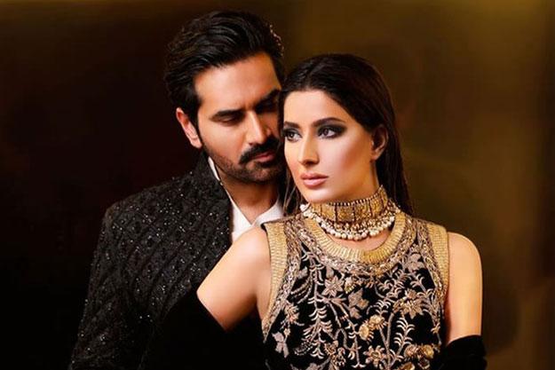 mehwish hayat to star with humayun saeed in london nahi jaunga