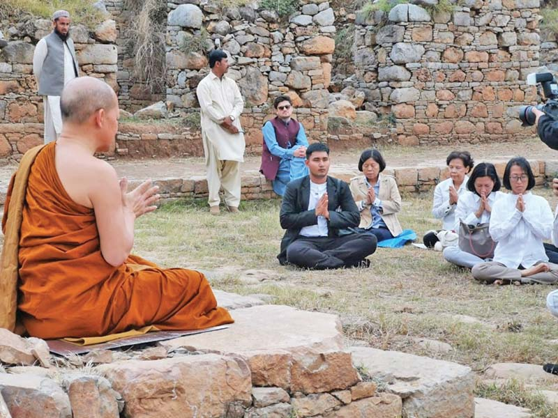 monks seek better services at buddhist religious sites