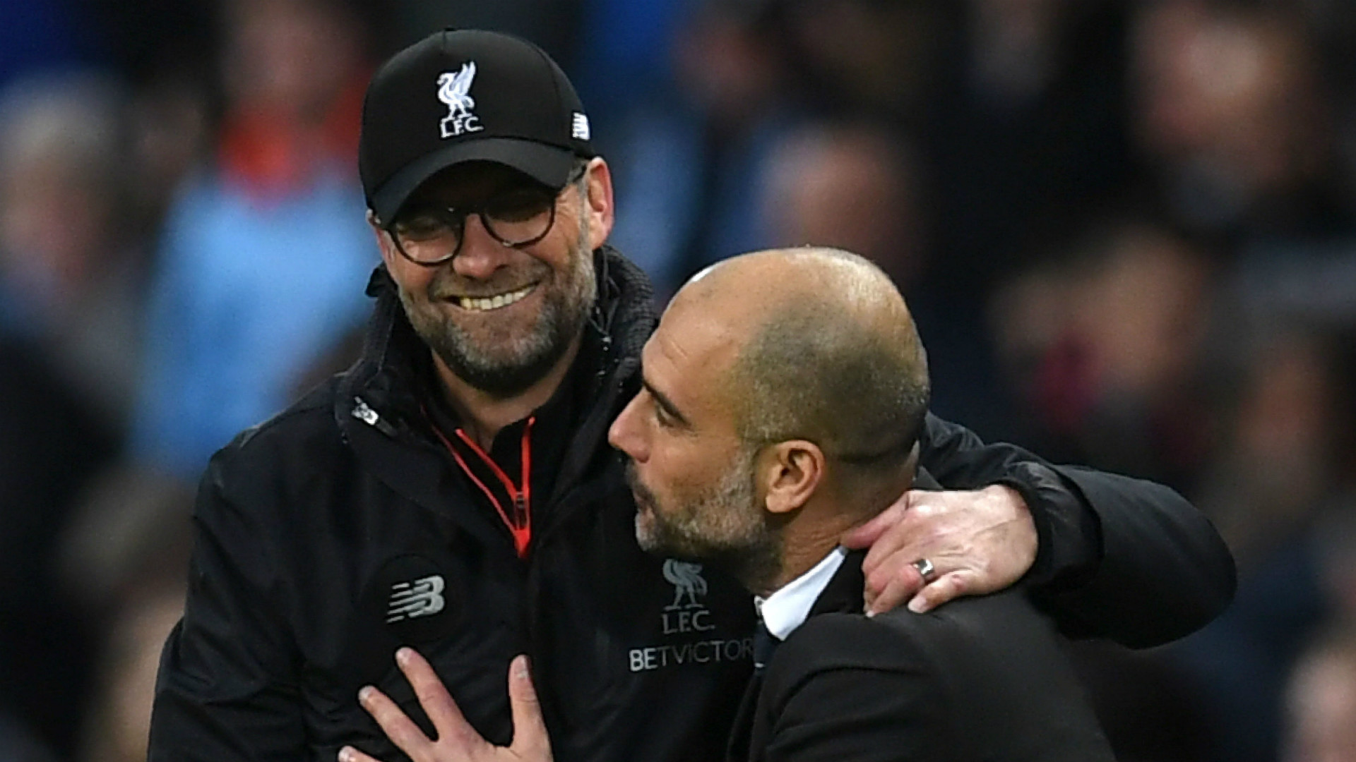 guardiola stands with klopp over fixture congestion