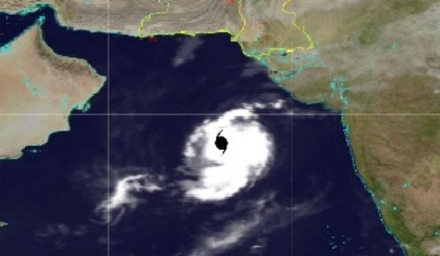 cyclone maha intensifies but still no threat to pakistan s coastal areas