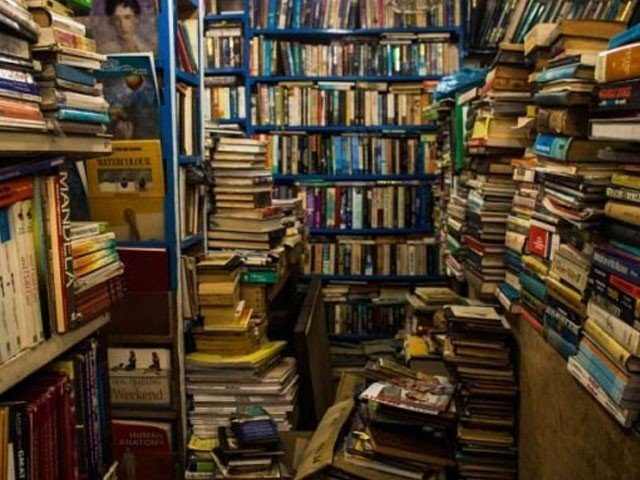 karachi s old bookstores a haven for knowledge seekers