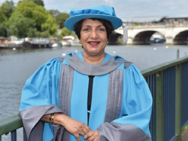corporate corner ubl president and ceo awarded honorary doctorate by kingston university