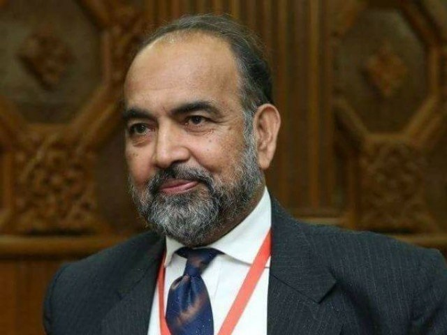 The Council of Islamic Ideology (CII) chairman Dr Qibla Ayaz. PHOTO: FILE