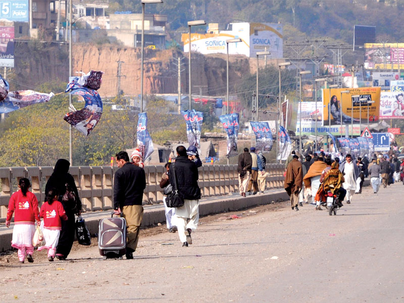 transporters motorists want soan bridge repaired
