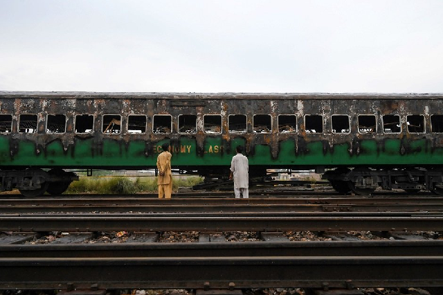 tezgam tragedy six railway officials suspended