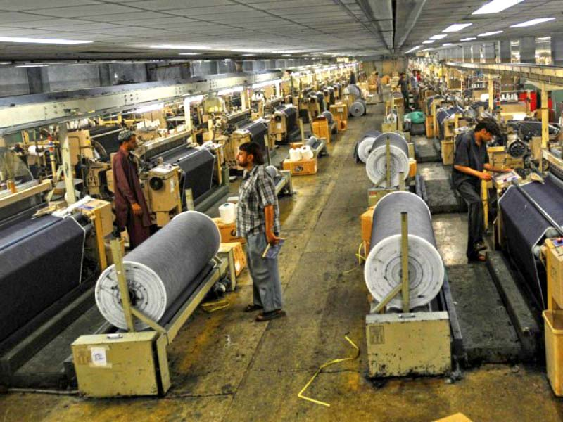 pakistan s textile industry faces serious liquidity crunch