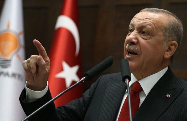 turkey has captured baghdadi s wife in syria says president erdogan