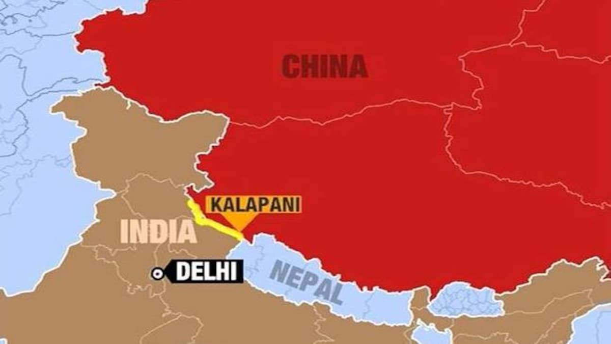 after pakistan nepal also cries foul over new indian map