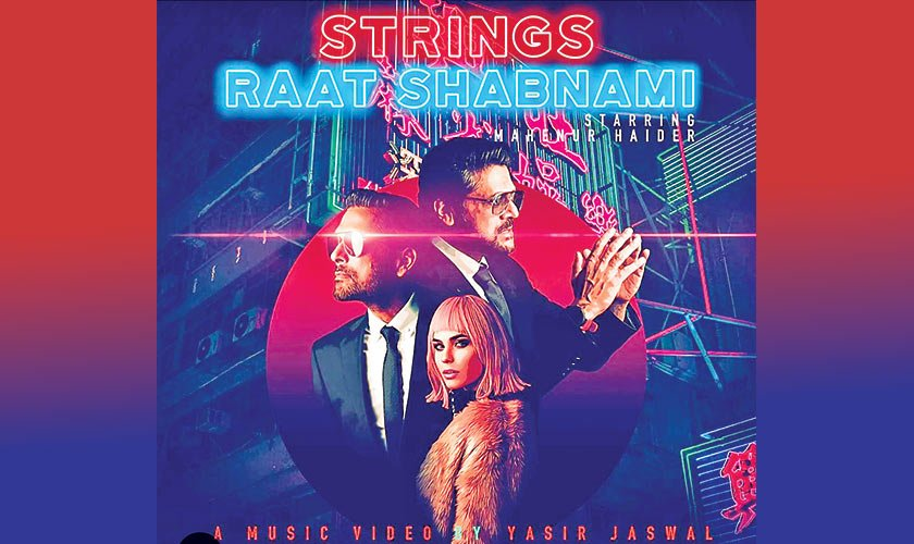 twitter cannot stop grooving to strings new song raat shabnami