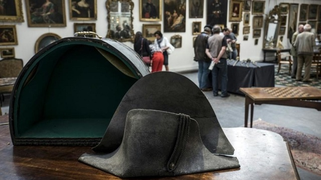 napoleon s boots could sell for up to 80 000 euros