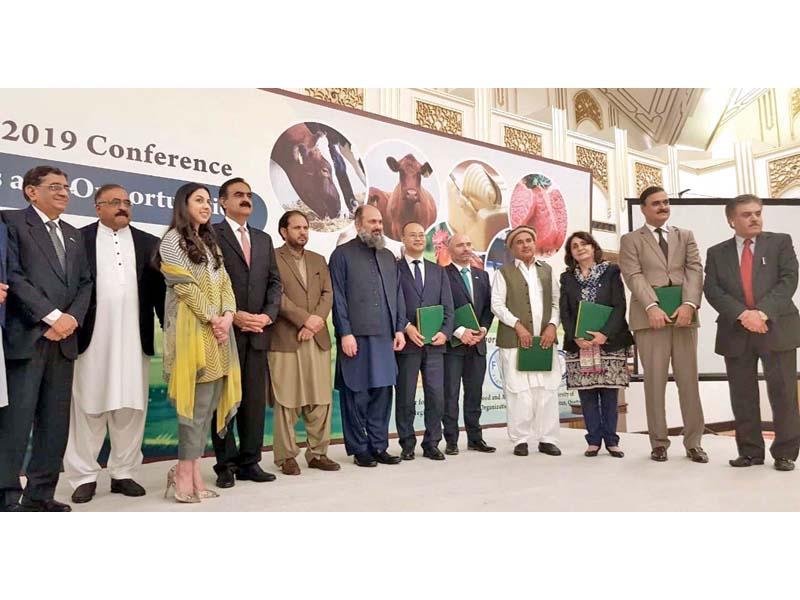 livestock sector made little progress in past cm kamal