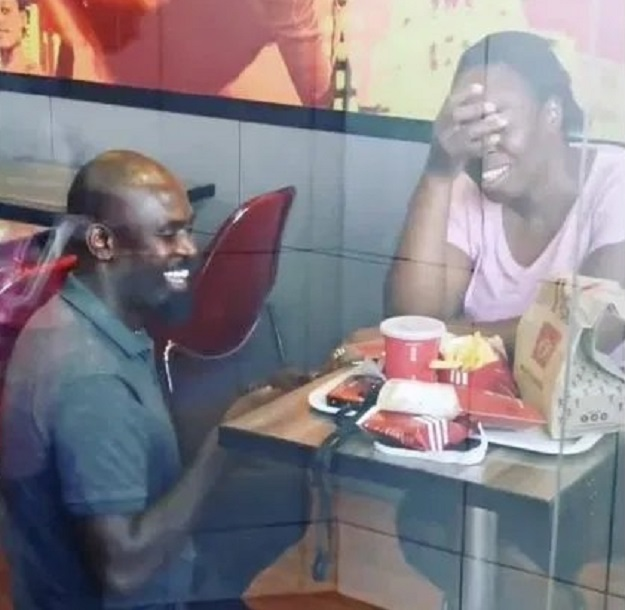 south africa goes wild for kfc marriage proposal