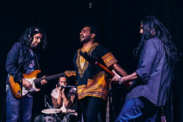 karachi s devotional night becomes dreamier with arena rock and spiritual kalaams