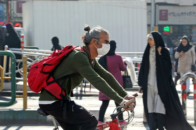 Warnings are issued for children, pregnant women, the elderly and people suffering from respiratory diseases. PHOTO: AFP