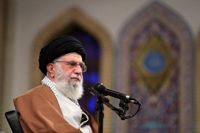 iran wants removal of israel state not people ayatollah ali khamenei