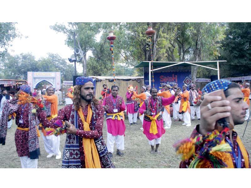 500 artisans folk artistes come to lok mela