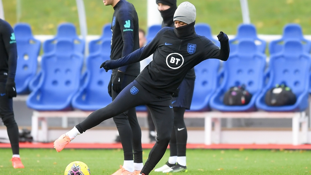 in a bad spot sterling was dropped for thursday 039 s 7 0 rout of montenegro after clashing with england team mate gomez in the three lions 039 training base canteen photo afp