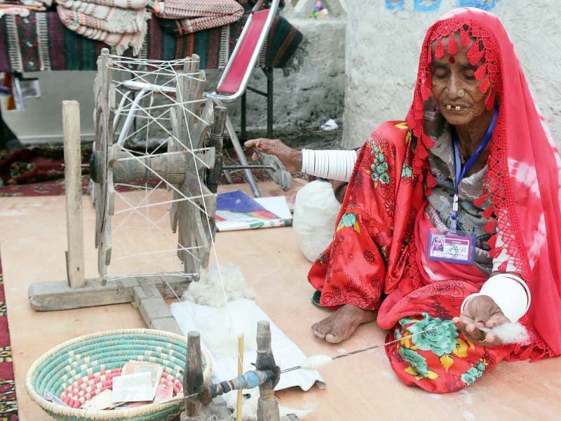 cultural event continues to fascinate residents on day 2