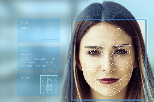 Facial Recognition System concept. PHOTO: AFP