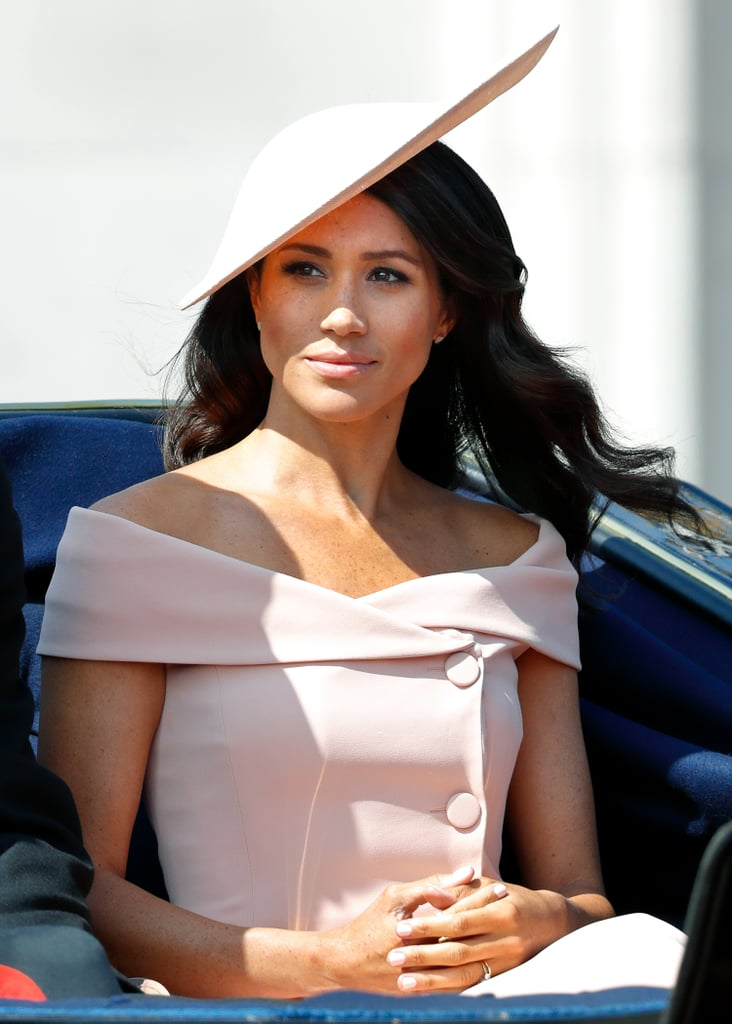 meghan markle named 2019 s most powerful fashion icon