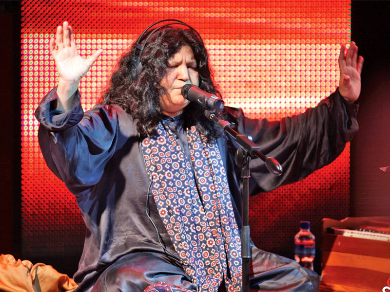 coke studio s hairaan hua taken off youtube following abida parveen s copyright claim