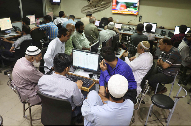 investors look to cash in as pakistan s world beating stocks surge