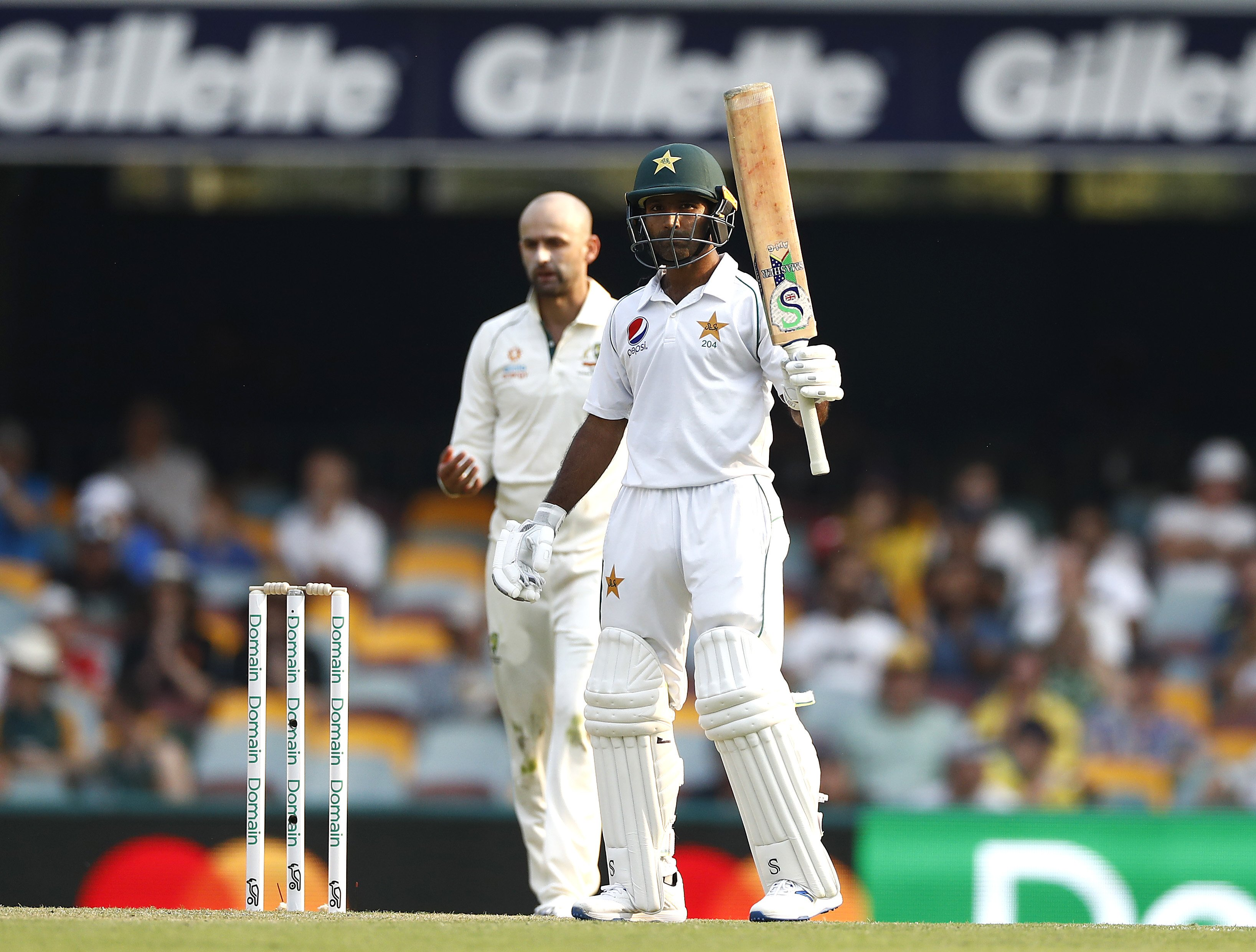 pakistan s heroes and villains on day one of first test against australia