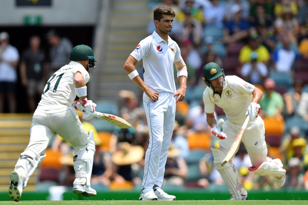 why australia dominated day two of first test against pakistan