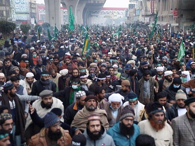 tlp to call off protest in twin cities after successful talks with govt