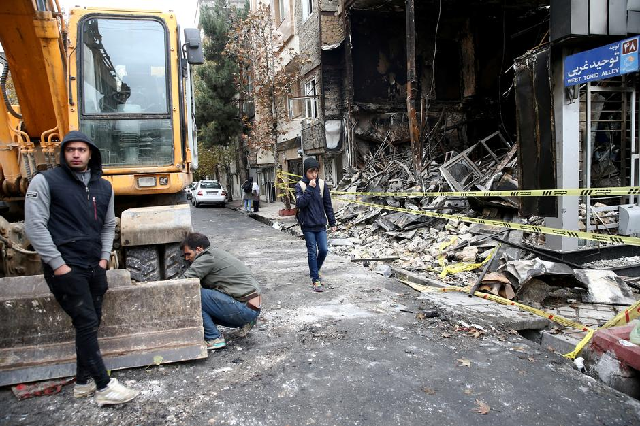 hrw charges iran covering up unrest deaths