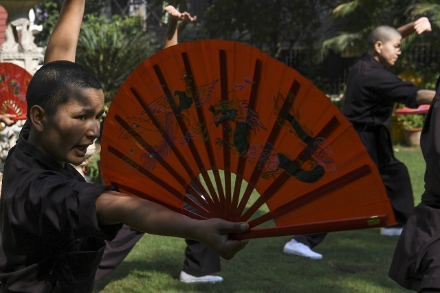 nun chucks kung fu sisters battle stereotypes