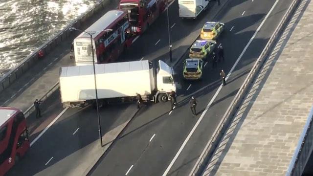 two killed by knifeman as terror returns to london bridge