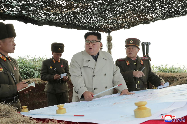 north korea warns japan s abe may soon see real ballistic missile launch