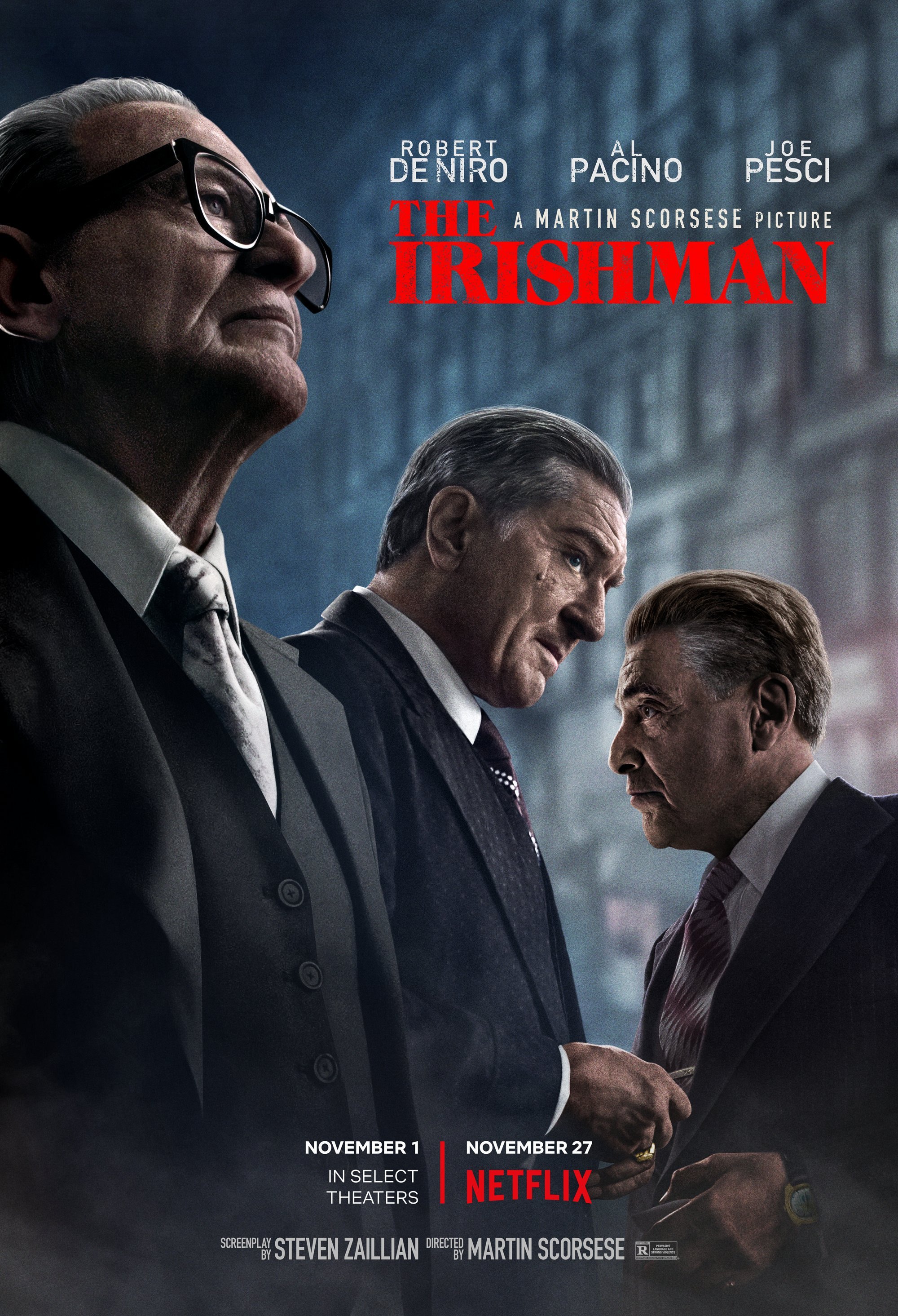 the irishman an unadventurous must see