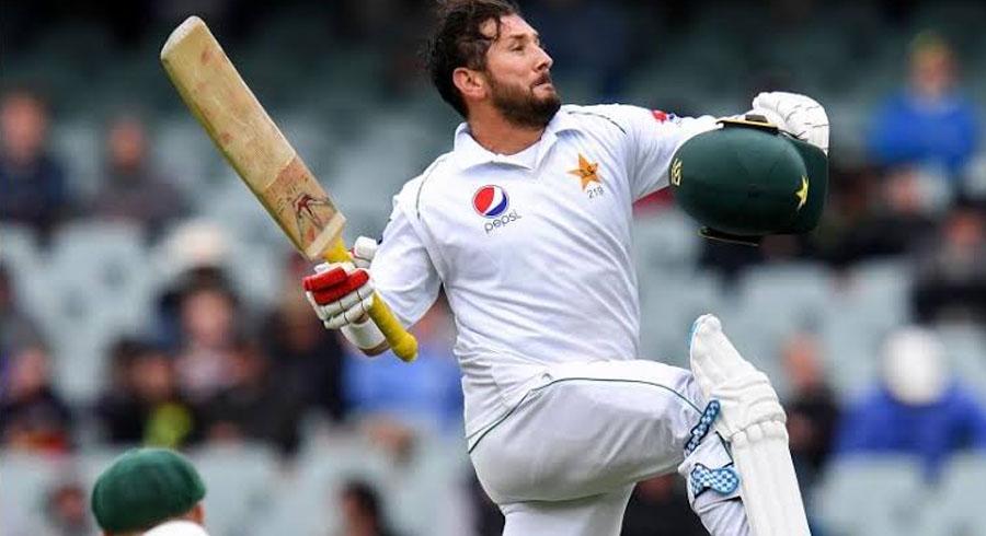 babar azam made batting easier for me yasir shah