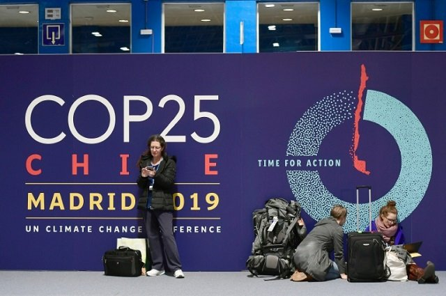 zero hour on climate but un talks in another time zone