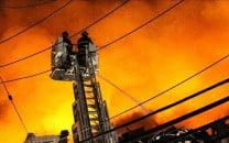 13 pakistanis killed in house fire in jordan