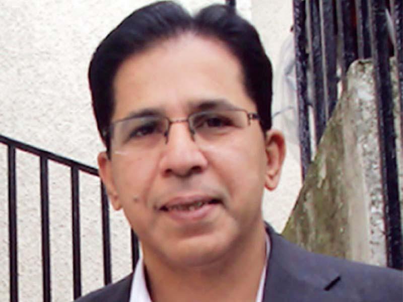 Dr Imran Farooq. PHOTO: EXPRESS/FILE