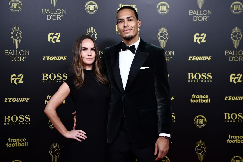Virgil van Dijk said that seeing four Liverpool players finish in the top 10 in the ranking for this year's Ballon d'Or can be an extra source of motivation for the Anfield club in their quest for more on-field success this season. PHOTO: AFP